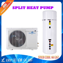 Residential 6.5KW Ductless Mini Split Heat Pump With Refrigerant Cycling