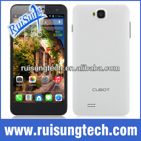 CUBOT T9 5 inch Screen Gyroscope Sensor smartphone Quad core MTK6589T 1.5Ghz 1GB RAM 16GB ROM 13.0MP Camera Android 4.2