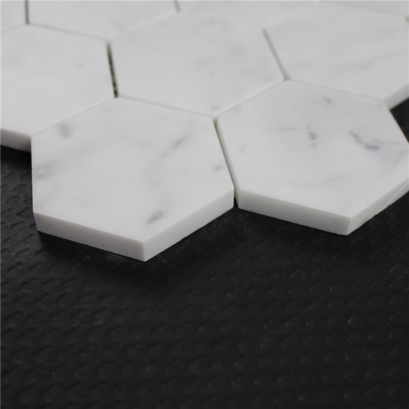 hexagon mosaic tile