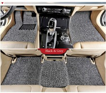 Non Skid Eco-friendly Environmental PVC Coil Mat for Specific Car