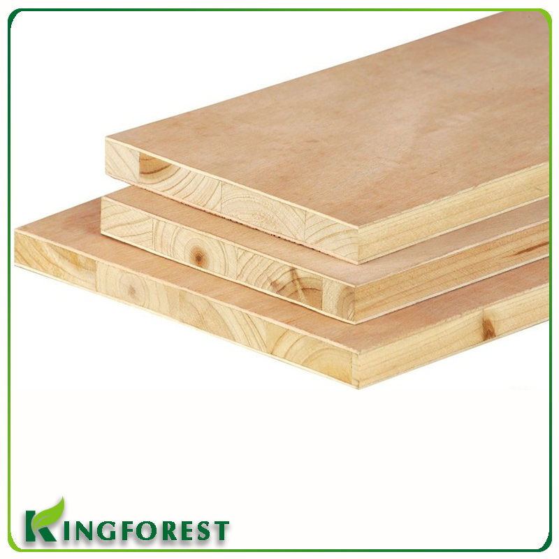 Furniture and Decoration Grade 18mm Wood Block Board