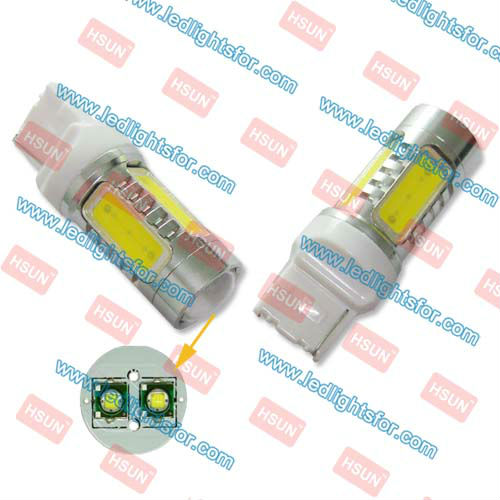 High power w21w led turn signal light t20 lamp led 7440 1156 3156 car bulb ba15s p21w s25 t25 motorcycle led