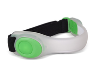 FLASHING LED RUNNING ARM BAND WRIST BAND