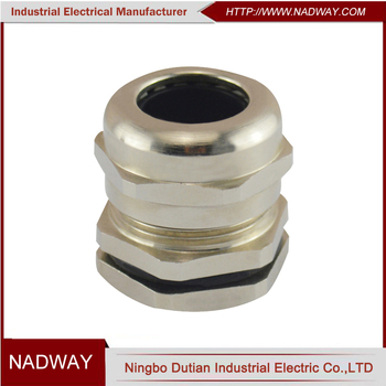 Ip68 waterproof cable gland stainless steel