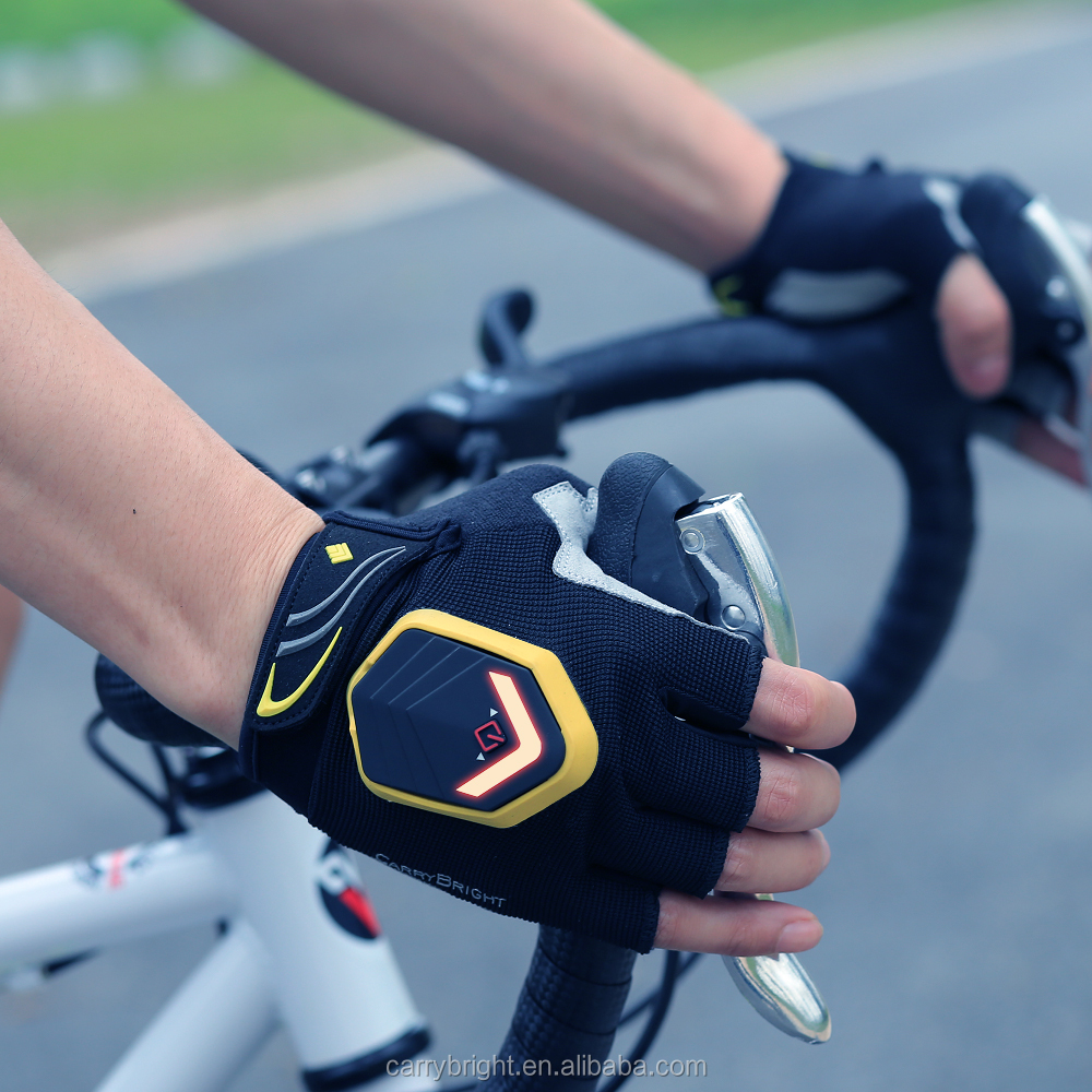 Safety sport bike gloves bicycle