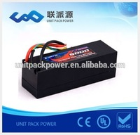 4500mAh 14.8v 30C lipo battery for RC model plane+Flying airoplane Toys+RC aircraft