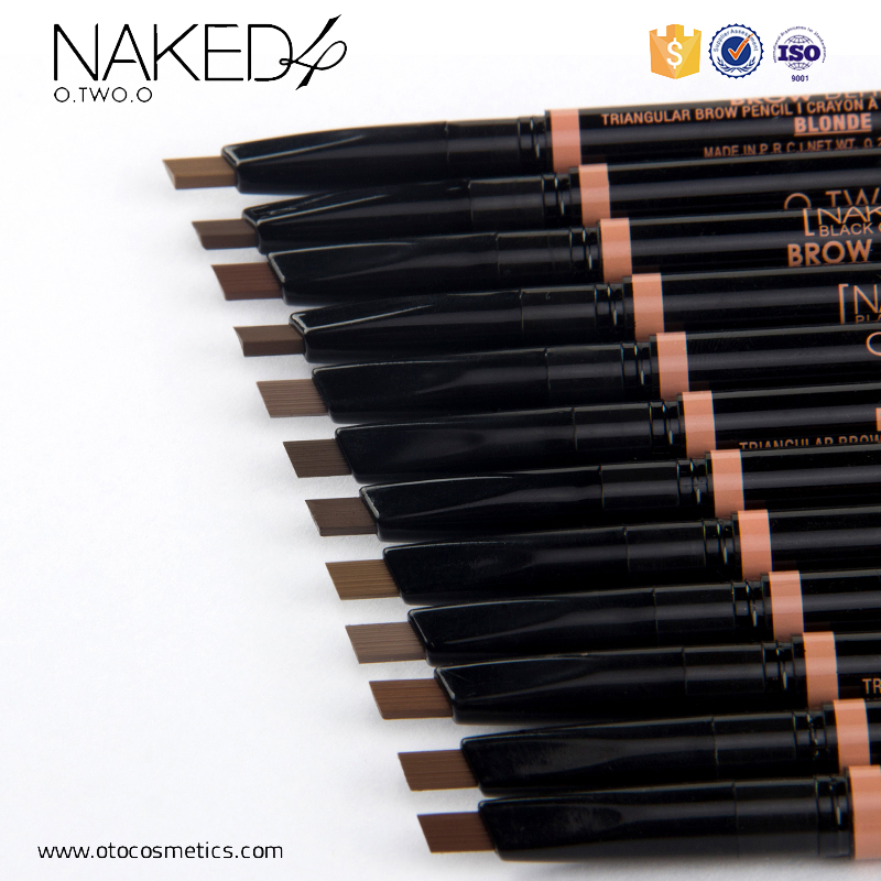 O.TWO.O Hot Selling Auto Eyebrow Pencil With 6 Colors