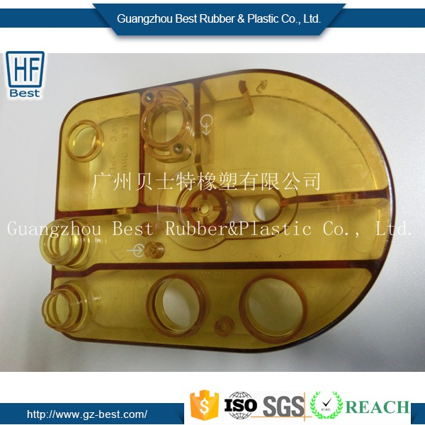 Custom design injection molding plastic blow mold for high demand