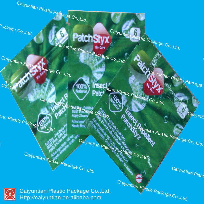 repellent packaging bags & chemical drugs packing bags & plastic bag