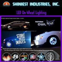 2015 Special Luxury Programmable LED with animation Lighting System WL-1502R