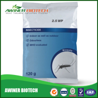 Prevention and control of health pests deltamethrin 25 wp insecticide manufacturer