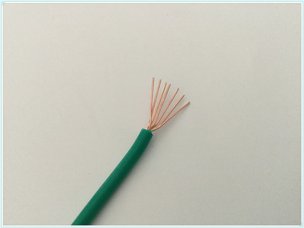 Copper Conductor PVC PVC Sheathed Flexible Double insulated welding cable