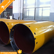 Double Wall Casing Tubes For Foundation Construction