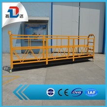 High Quality Build Curtain Wall Painting Machine with Engine Platform