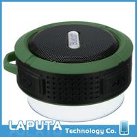 Good feedback portable vibration speaker bluetooth speaker water proof c6 wireless speaker for bathroom with great price