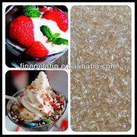 Edible Gelatin Powder For Ice Cream