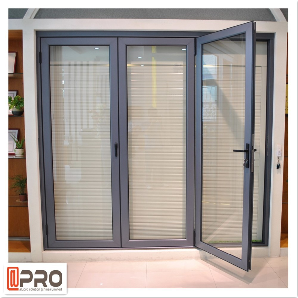 Bi fold glass doors prices new china products for sale for Double glazed patio doors sale