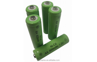 NI-MH 1.2V AA 600MAh Rechargeable Battery