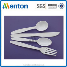 High quality disposable plastic cutlery set