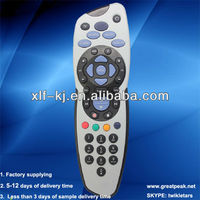usb wifi for skybox f5 SKY PLUS remote control unit Shenzhen factory remote controller tv remote control remote control switch