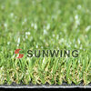 Four-color Greens 50mm high quality outdoor synthetic grass