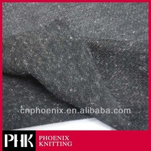 polyester ramie blended knitted jersey fabric