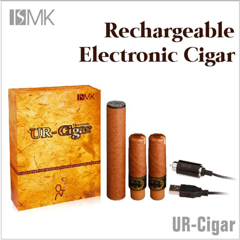 New best selling products UR-Cigar e cig kits 1300 mAh big e-cigarette battery wholesale china