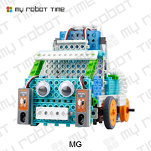 My Robot Time Sensing educational science kit for kids over 5 years old