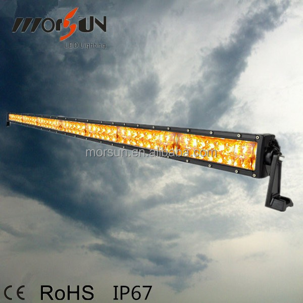High watt 300W led, new and high quality for off road truck auto led amber light bar