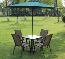 Hot Sell High Quality Double Skeleton Windproof Sun Umbrella Outdoors
