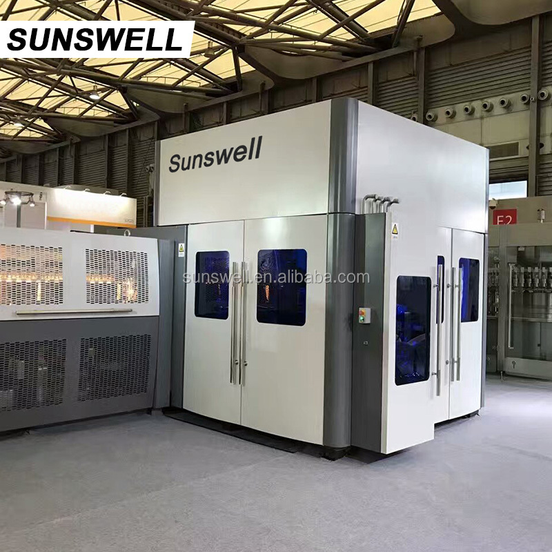 Sunswell mineral water drinking Blow fill cap combibloc machine
