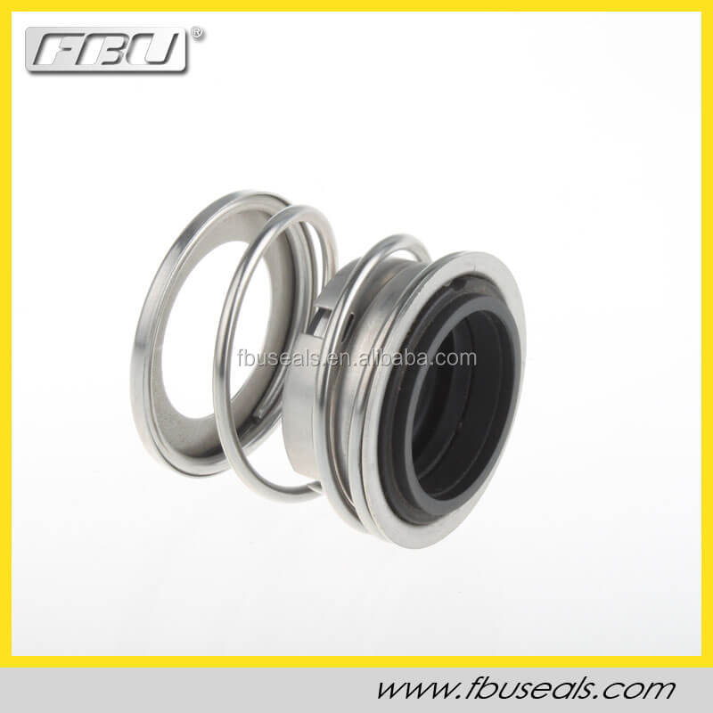 China manufacturer supply type 2 mechanical seal for water pump spare parts