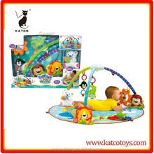 CE safety smart baby play mat infant activity gym