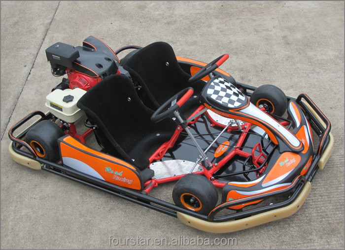 go kart new design double seat 200cc racing rental popular. Black Bedroom Furniture Sets. Home Design Ideas