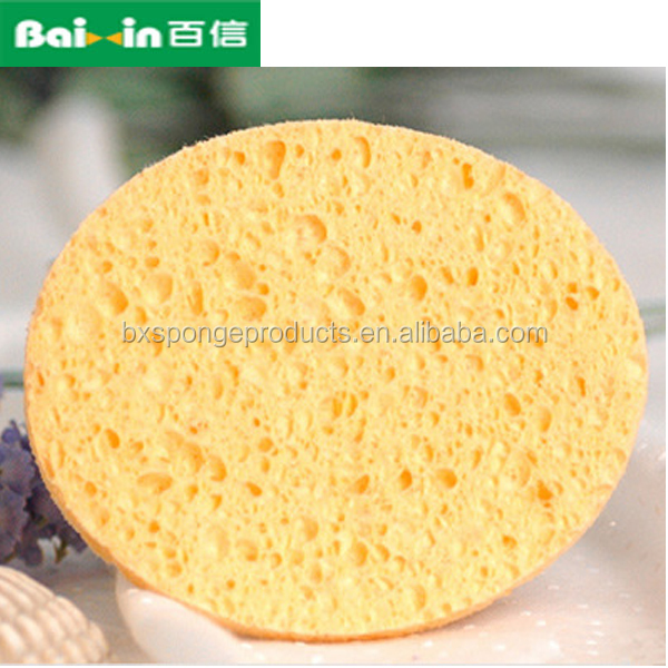 make up sponge cosmetics cellulose cleaning sponge facial cleaning sponge