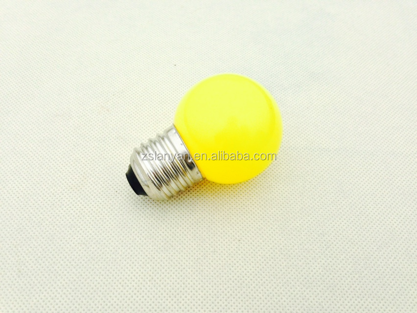 made in china antique home decor packaging products 1w led ball bulb e27 guangdongpackaging products