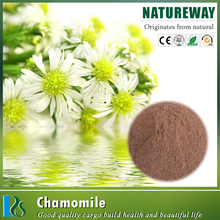 Herbal Chamomile extract powder SpecificationTotal Apigenins 0.3%, 0.8%, 1.2% etc.