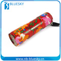 Hot sale battery operated led flashlight