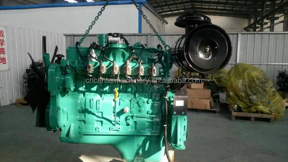 EAPP Brand Natural Gas Truck Engines JL6LQ176G 176kw