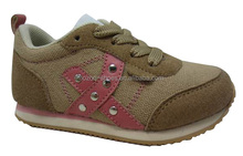 canvas shoes child ladies leather shoes made in brazil