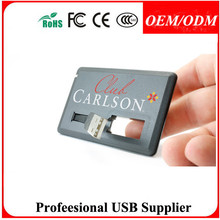 Free Sample design Factory provide name card usb drive,credit card usb ,business card usb