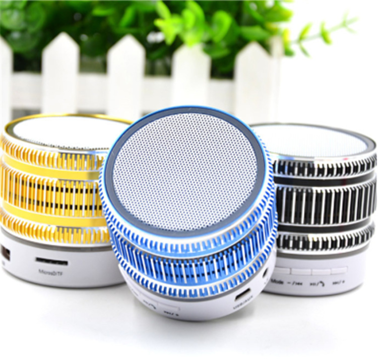 Hot Selling Rechargeable 3W Portable Bluetooth Speaker
