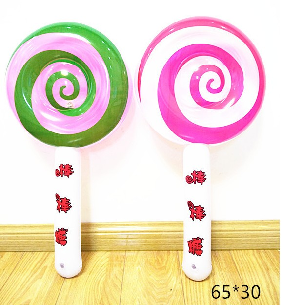 Lollipop vocal support rods/Lollipop model/children's toys