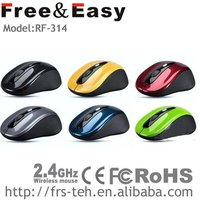 usb driver 2.4g 4D wireless optical mouse
