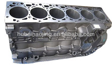 Dongfeng truck ISDE diesel engine cylinder block