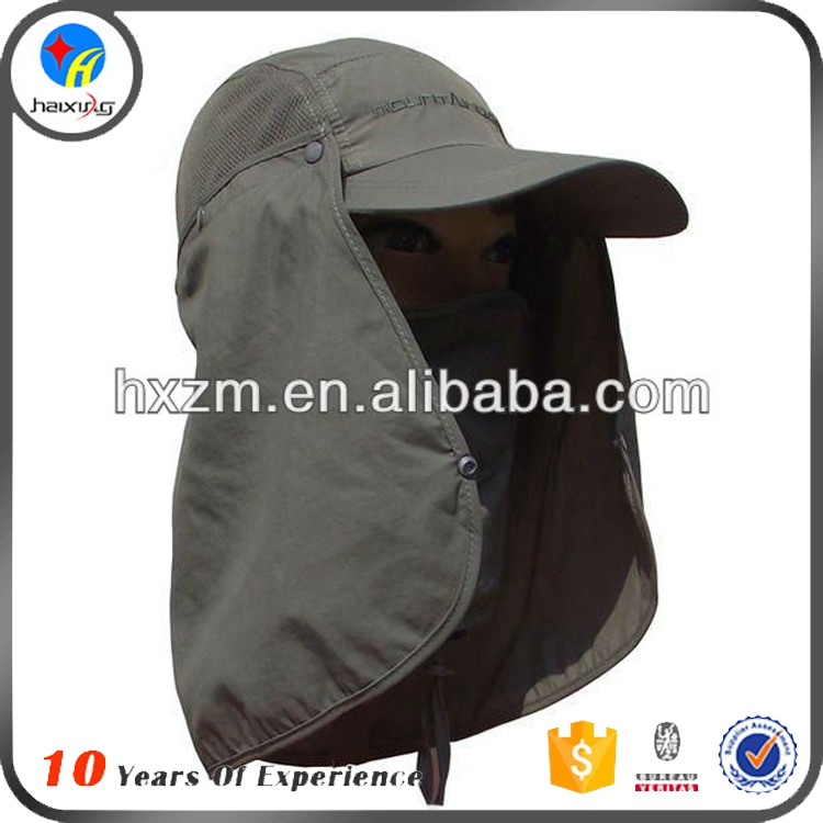Fashion Promotional Baseball Cap With Ear Flaps