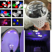 Talent CH-WTD OEM Disco Crystal Ball Lights 3W RGB DJ Stage Lighting Bulb