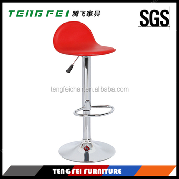 Leather bar stool,Certificated SGS 330 hight gas lift,385mm chroming base,360 degree swivel!