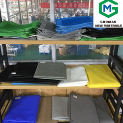 polyester pvc mesh fabric manufacturer