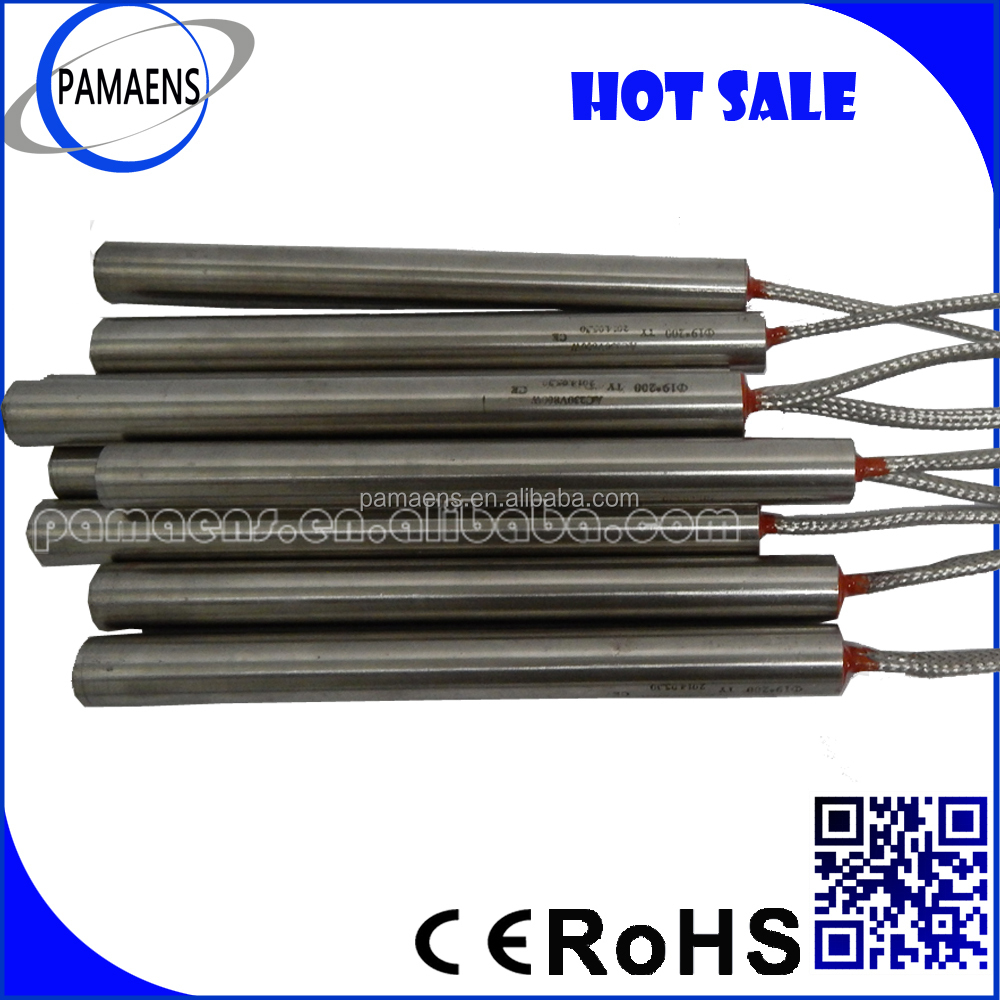 Good performance electric pipe heater cartridge heater